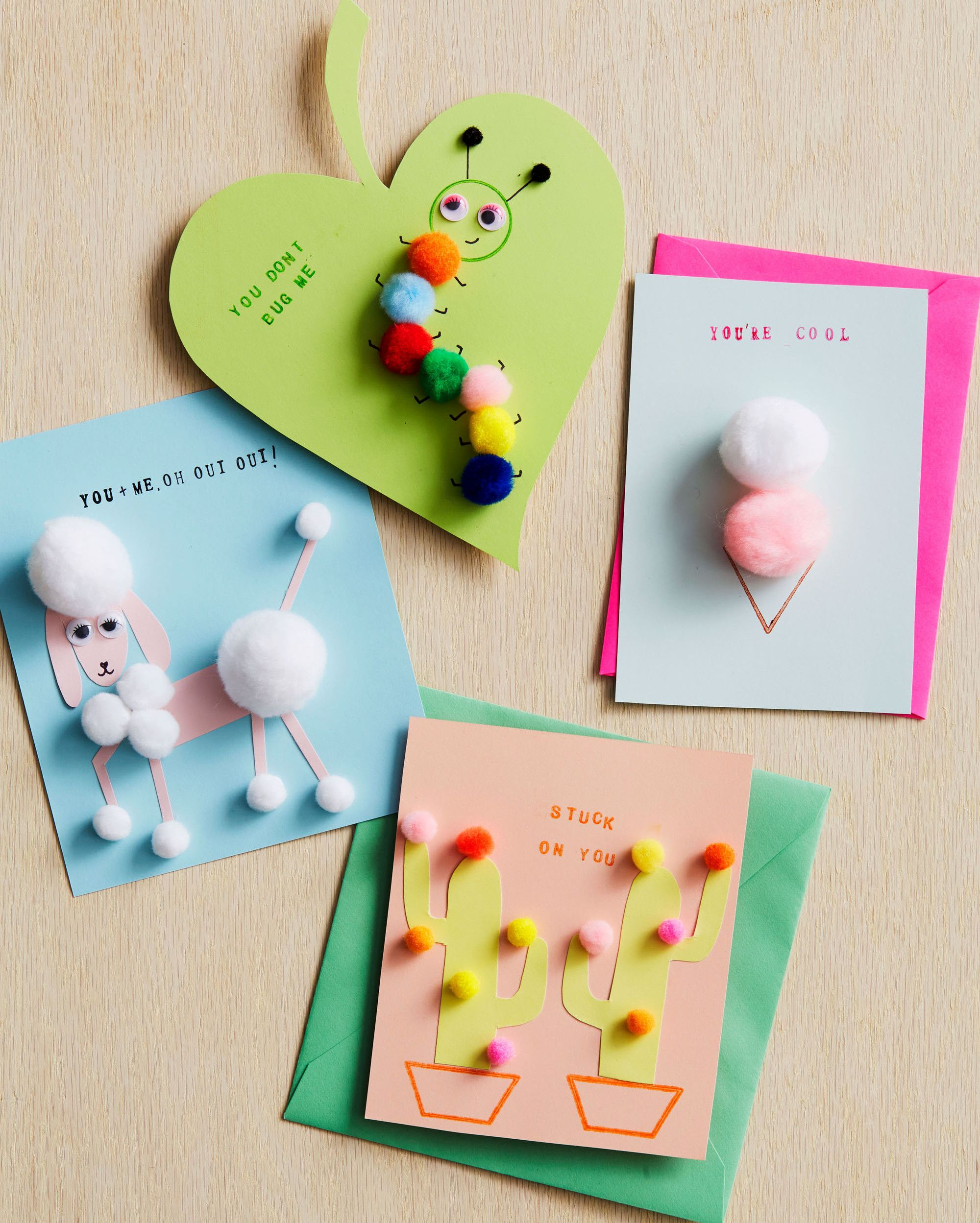 Valentine's Day Crafts That Are Fun and Easy for Kids to Make
