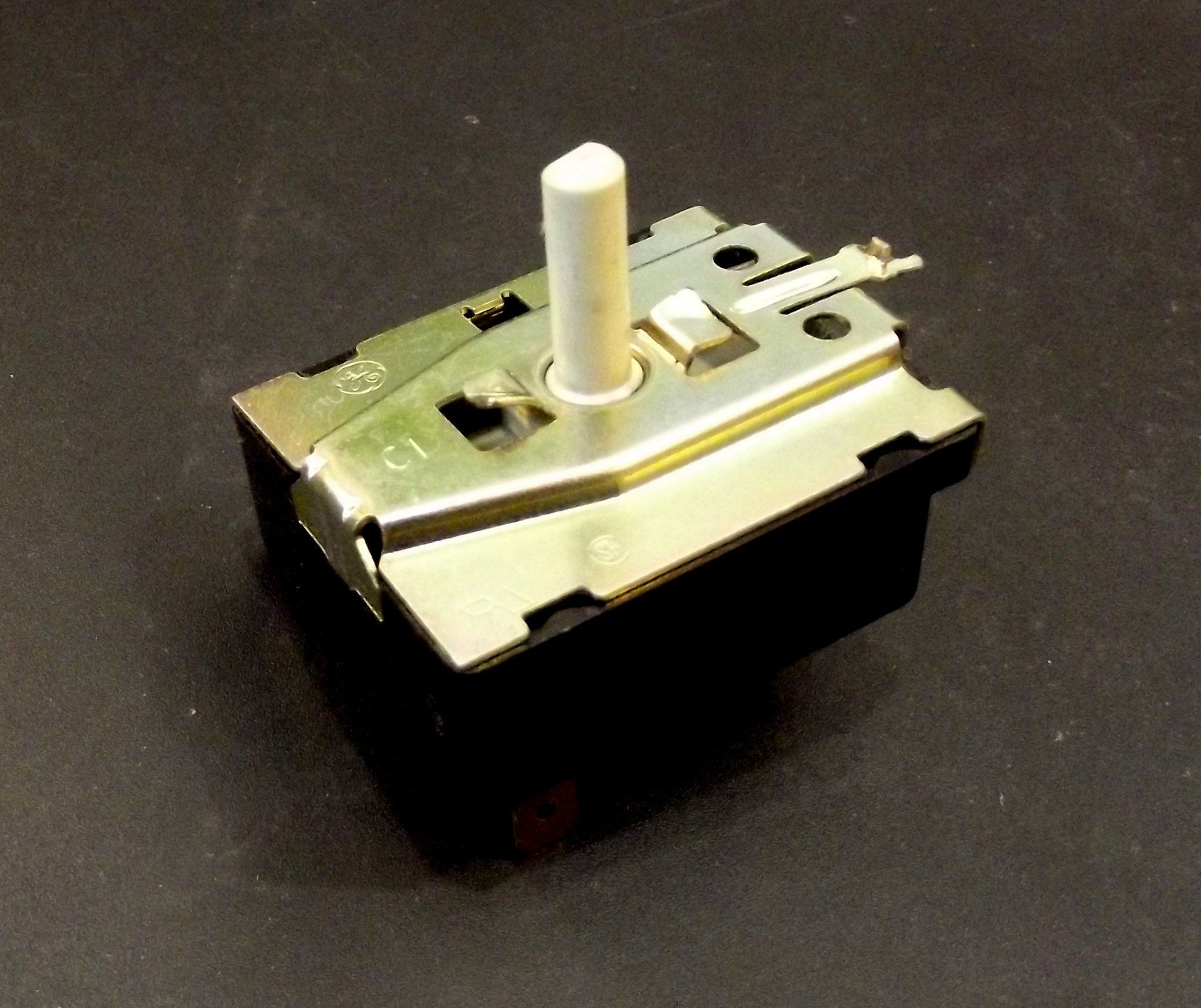 We04m242 572d4375p009 Ge Dryer Rotary Temperature Switch Appliance Parts Rotary Hotpoint