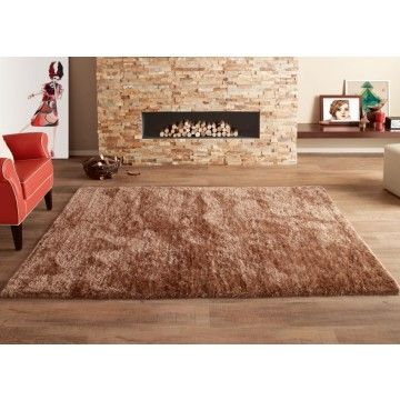 Alfombra Lisa Double Shaggy Mbar Muebles Decoraci N