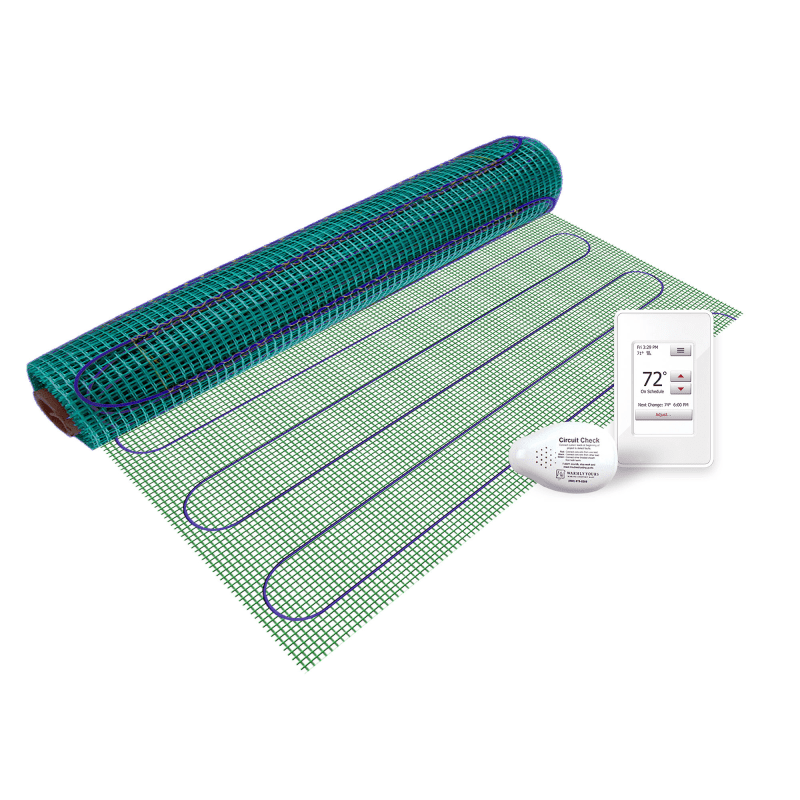 Warmlyyours Trt120 Kit Ot 3 0x03 Flooring Radiant Floor Underfloor Heating Systems
