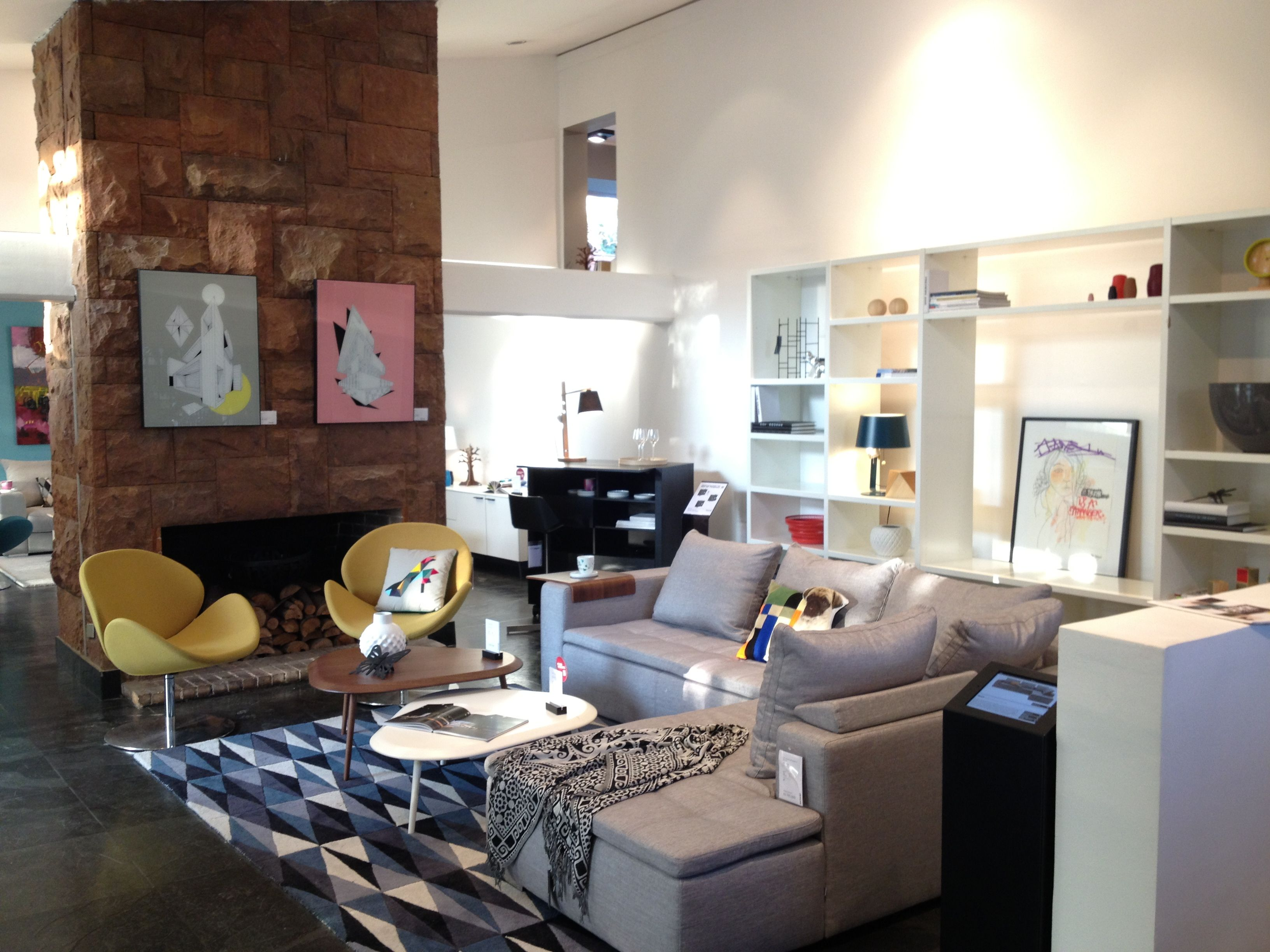 CONFUSION Casual Chile Inspiring showrooms Pinterest