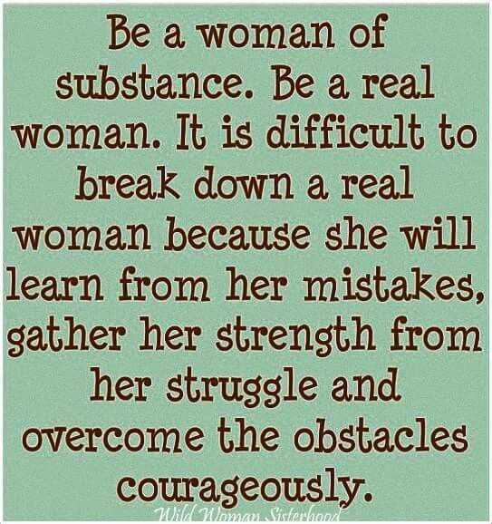 A Woman Of Substance Meaningful Quotes Inspirational Quotes Words Of Wisdom