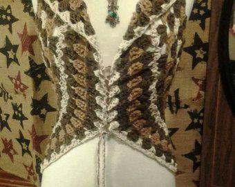 Crochet Patterns for Glenda's Hooded Gypsy by GlendatheGoodStitch