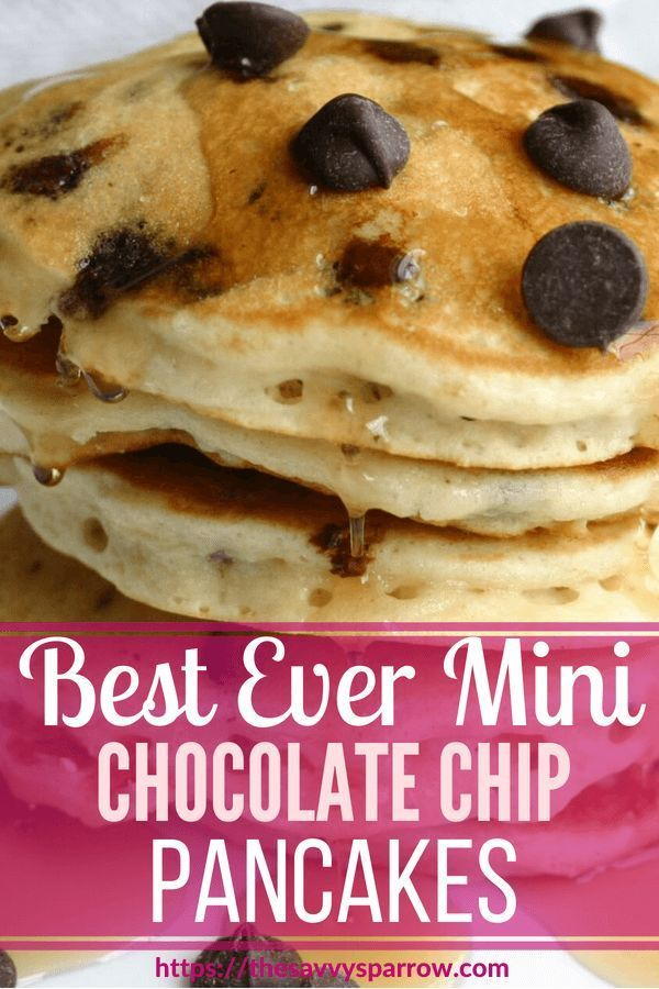 Best Chocolate Chip Pancake Recipe. This chocolate chip pancake recipe using mu Best Chocolate Chip Pancake Recipe.  This chocolate chip pancake recipe using mu... -