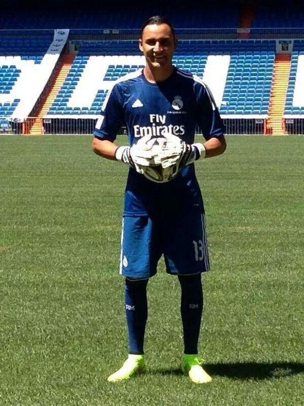 Keylor Navas #WelcomeKeylor - Real Madrid | Sports & Teams ...