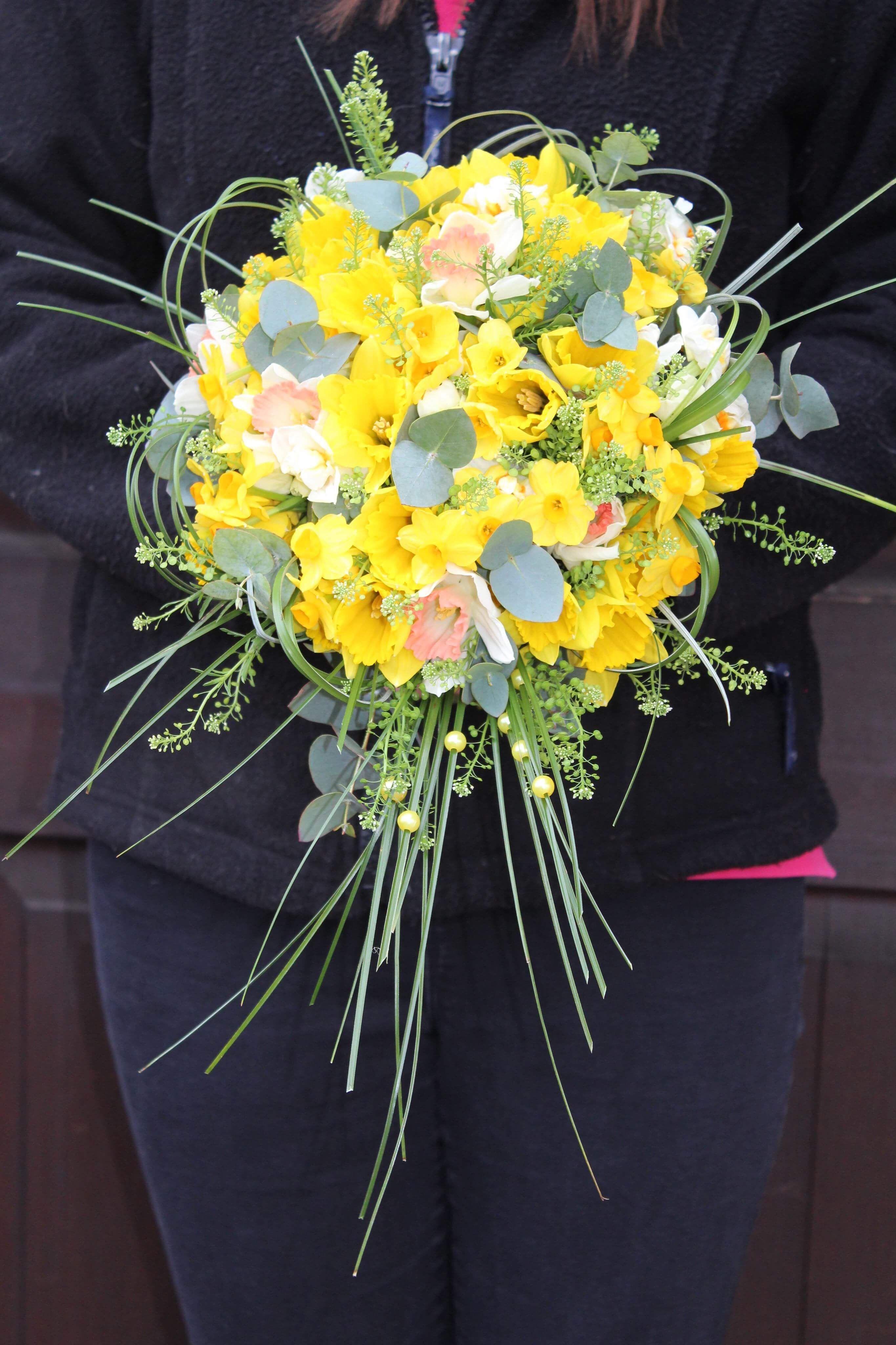 Daffodil Wedding Bouquet Daffodil Wedding Daffodil Bouquet Wedding Daffodil Wedding Flowers
