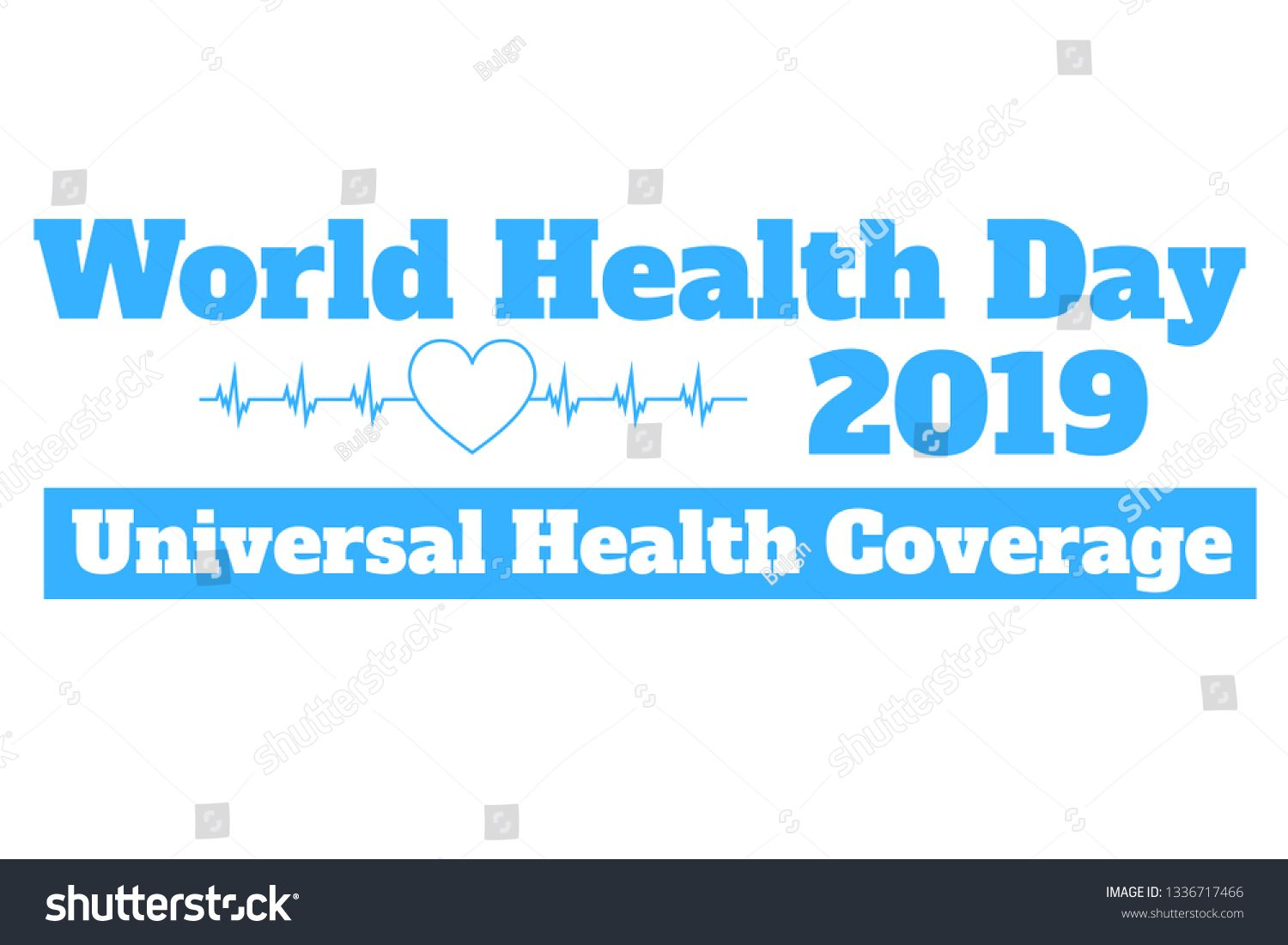 Universal health care poster