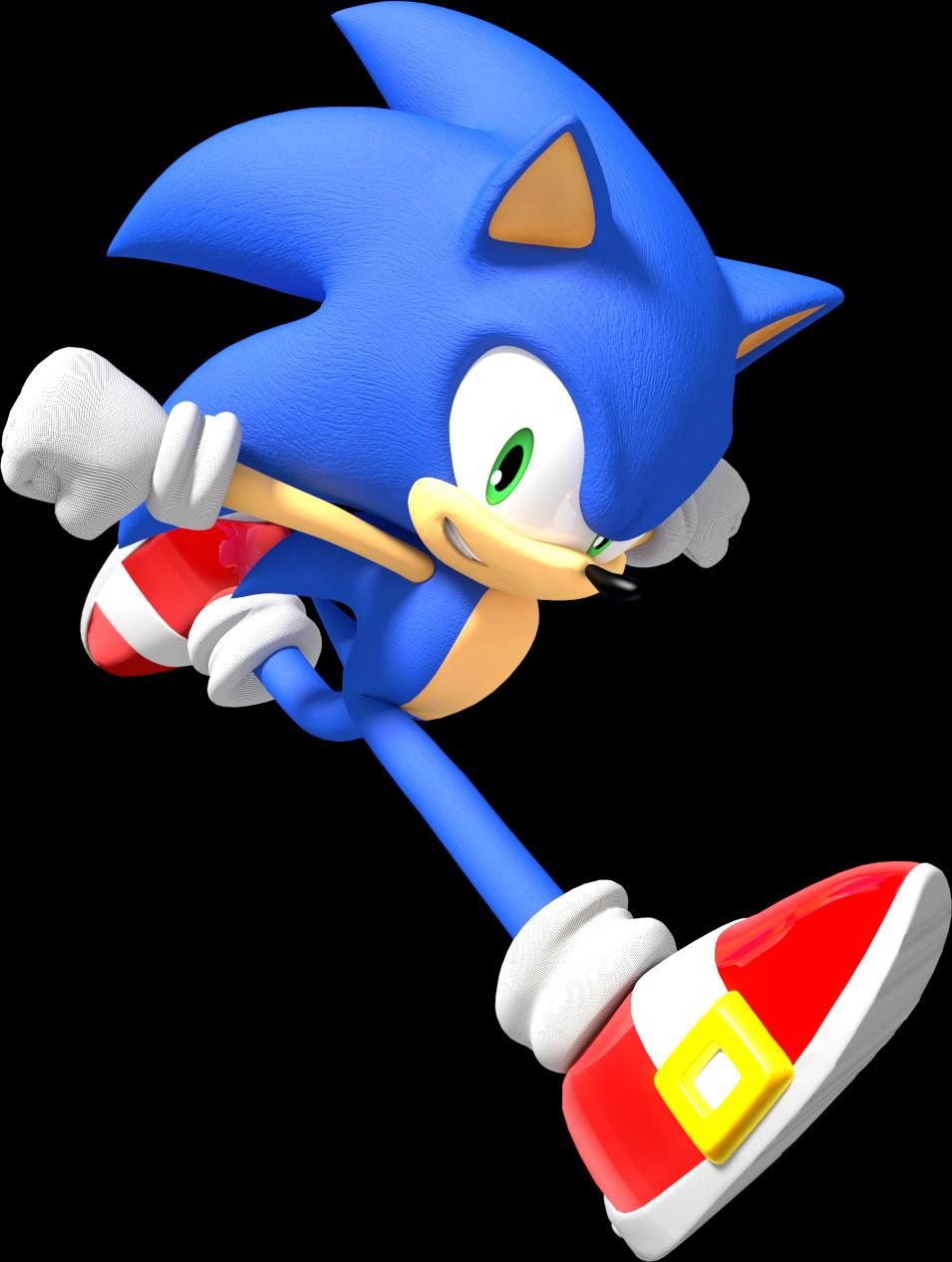 Sonic The Hedgehog Ssb By Jogita6 D7rwykn Png 955 1266 Te Amo Mi Amor