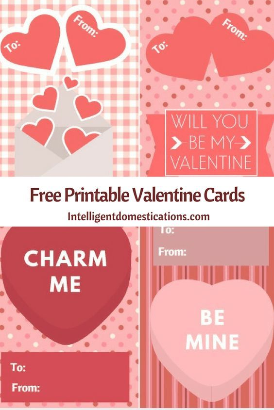 free printable valentine s day cards free printable cards and