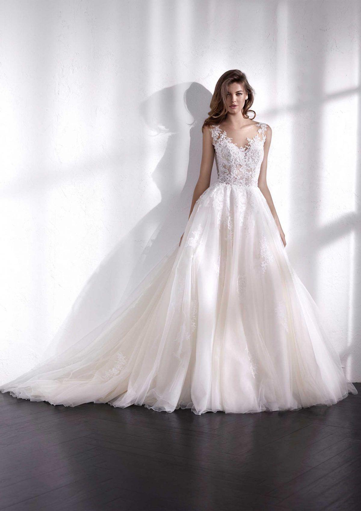 Brautmode San Patrick  Brautkleid Libano  Kleider hochzeit