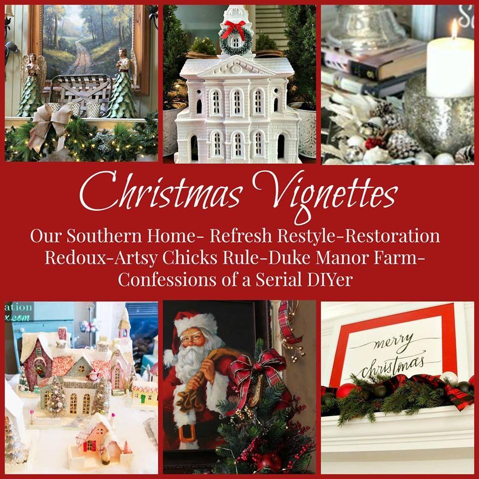 White christmas village best christmas decor christmas houses christmas ideas you can afford easy do it yourself christmas decor solutioingenieria Choice Image