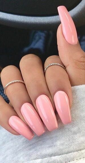 58+ Awesome Acrylic Nail Designs Ideas for This Summer 2019 Part 13