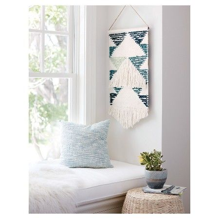 Target Wall Hangings threshold™ woven wall hanging : target | home. sweet. home