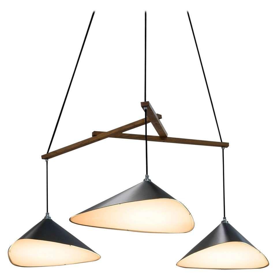 becker lighting. Large Daniel Becker \u0027Emily\u0027 Three-Shade Chandelier Lighting