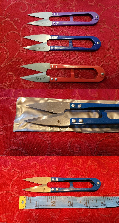 Metal Bonsai Leaf Pruning Scissors Trimmers Large Blade Assorted Colors Ebay Pruning Scissors Bonsai Tools Bonsai