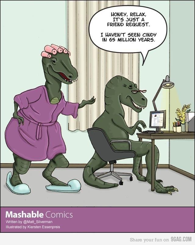 Funny About Fb Friend Request Funny Cartoons Social Media Humor Super Funny Memes