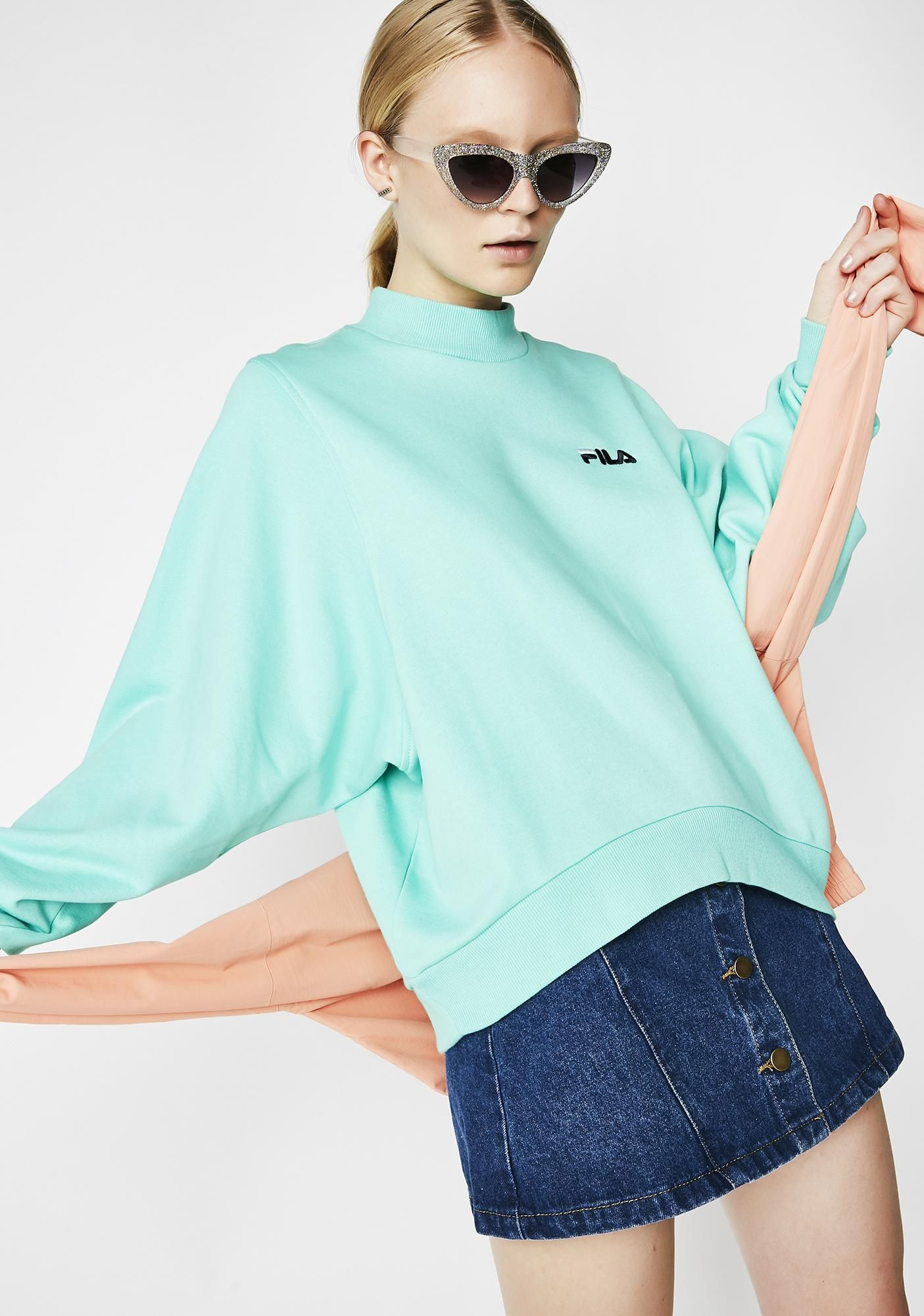 04294c519db Fila Summer Sweatshirt