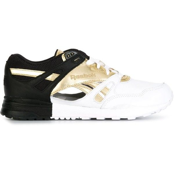28021f2f37dc1a Reebok Antonia X Reebok Ventilator Sneakers ( 93) ❤ liked on Polyvore  featuring shoes