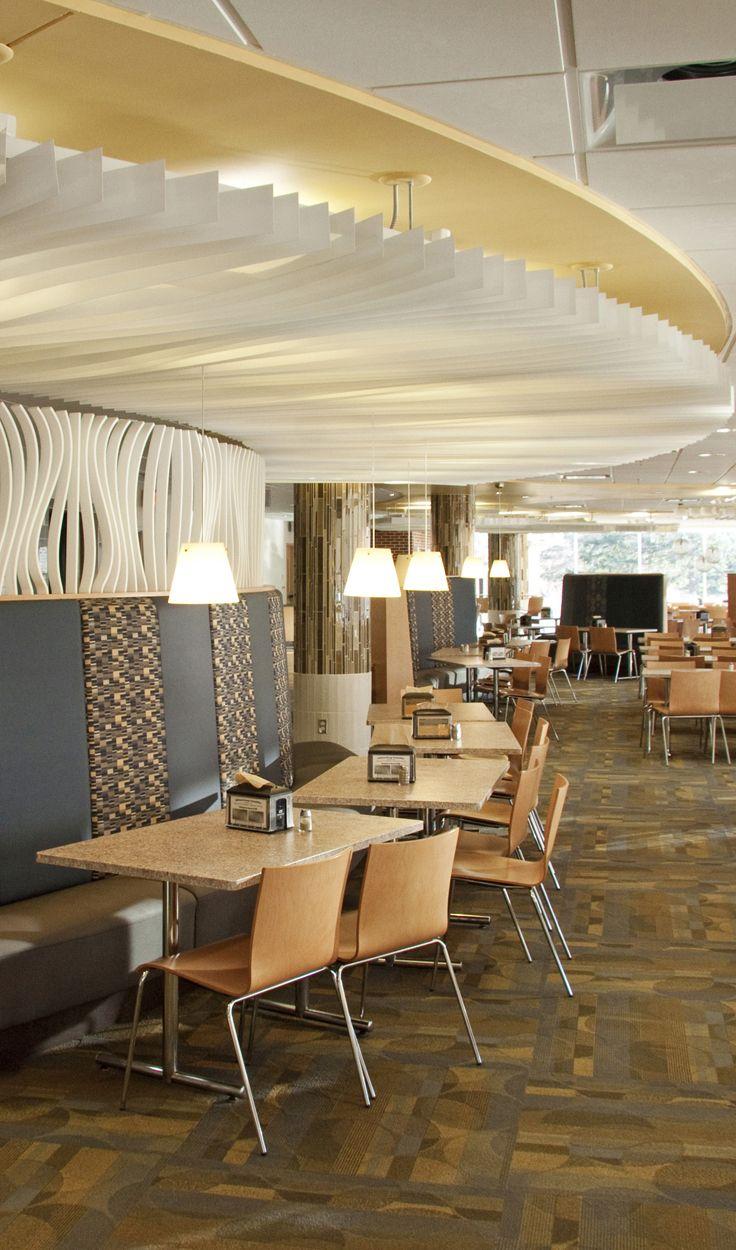 Atmosphera® ceiling systems bring truly innovative, cutting-edge ...