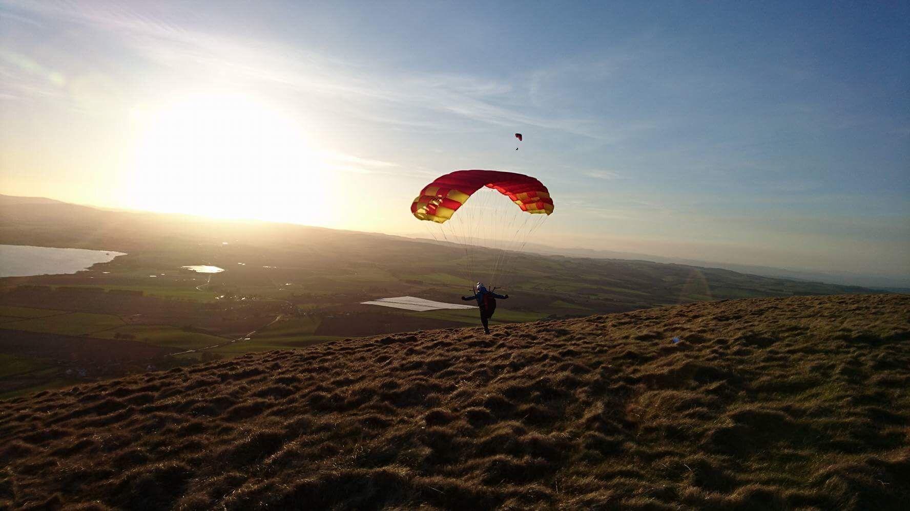 Flying Planet Mutant 10 @ Bishops Hill, Kinneswood, Scotland