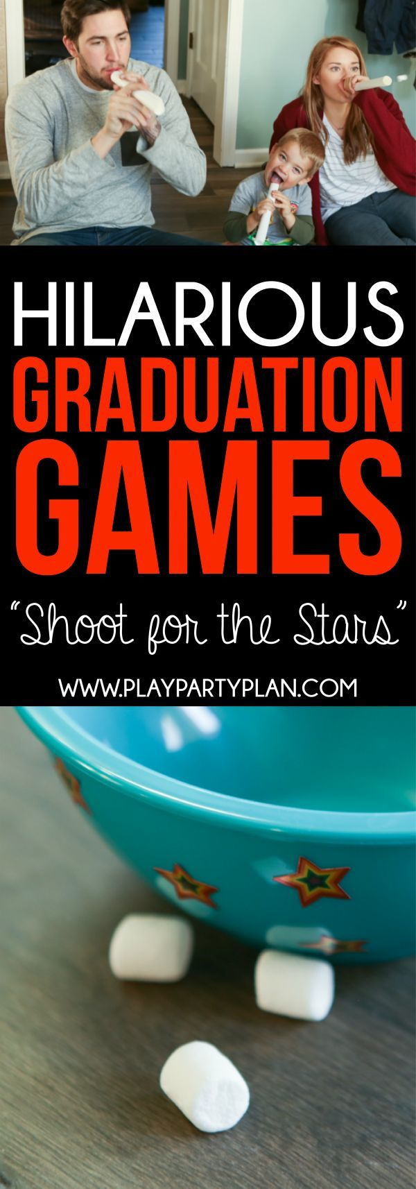 Small Of Graduation Party Games