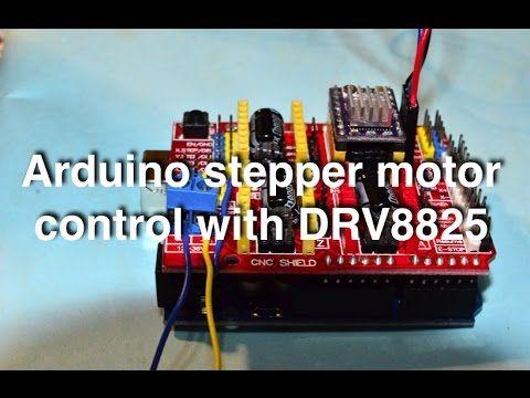 Pin by Roland Stolfa on CNC | Arduino stepper, Arduino