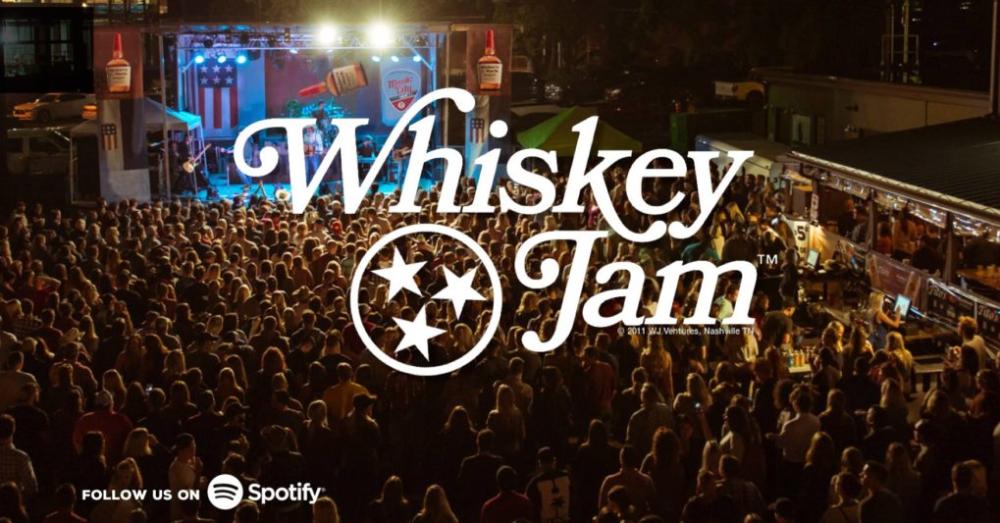 Whiskey Jam in 2020 Nashville new years eve, Whiskey