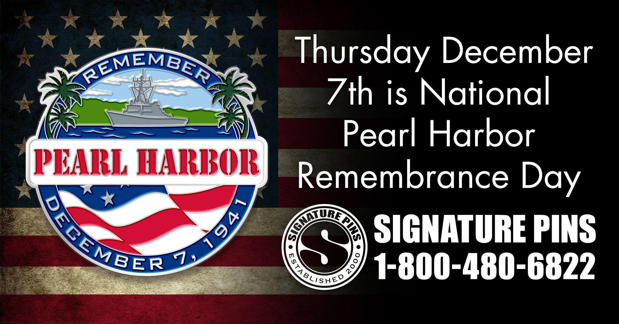 Today Is Pearl Harbor Remembrance Day Thank You To All