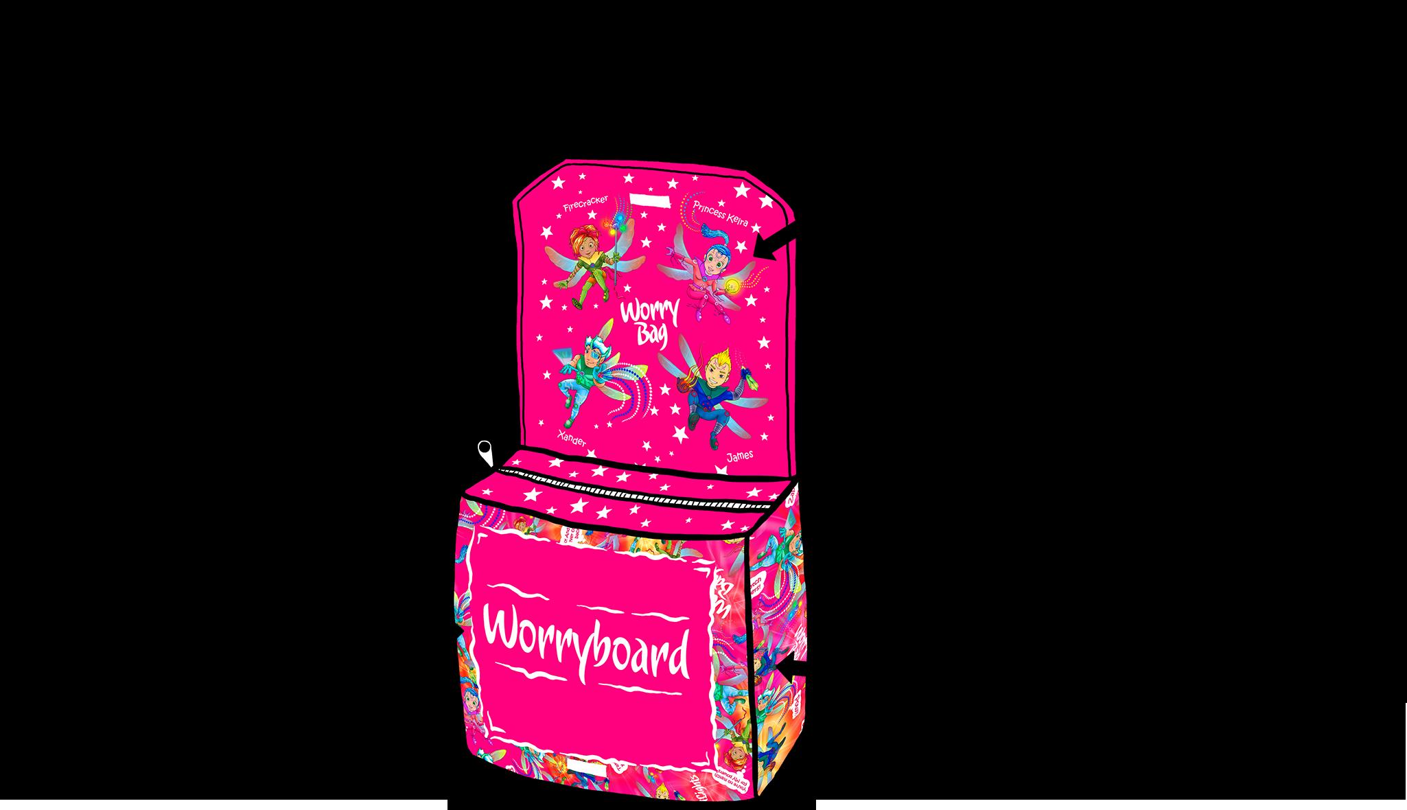 The Worry Bag Company Ltd Log In