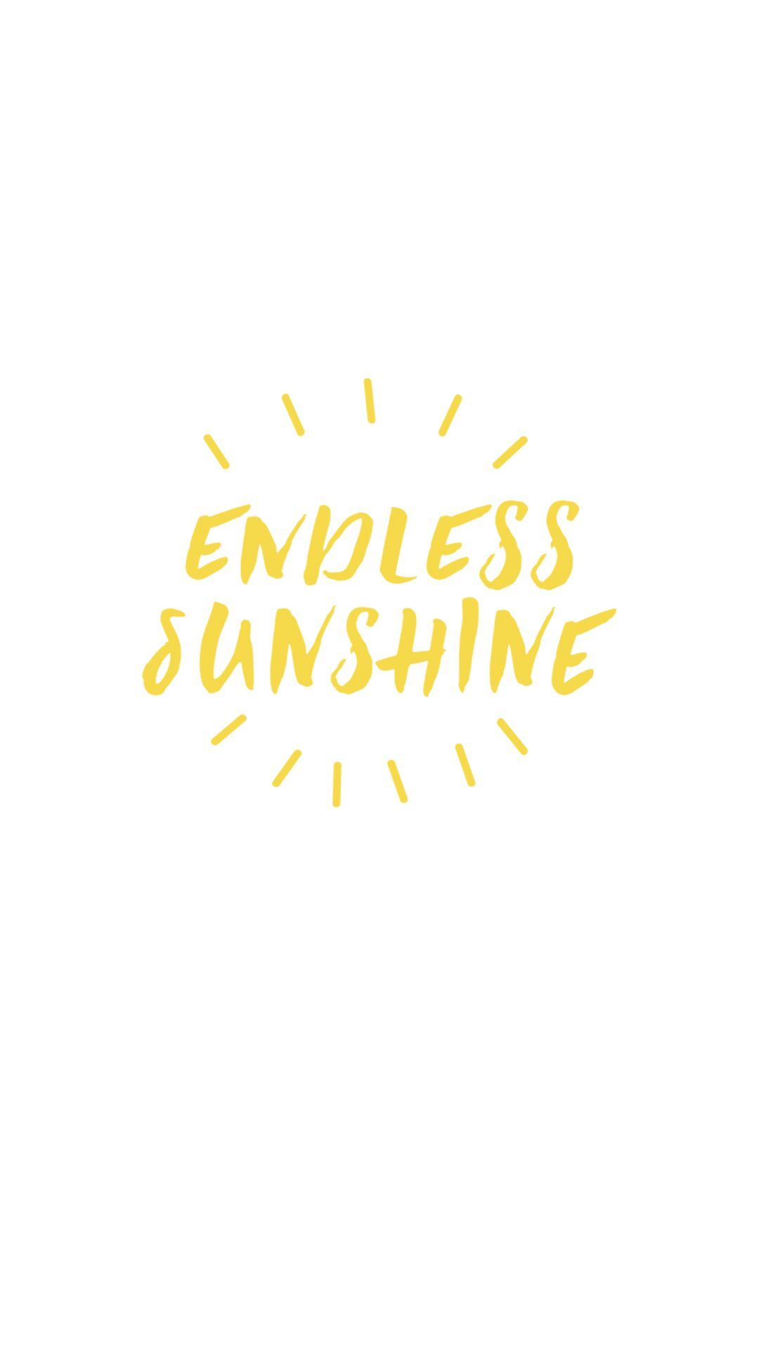 3 Ways to Add Endless Sunshine to Your Day For as long as I can remember, I have always been a glass half full kind of girl. If a situation is negative, I immediately think of 5 positive scenarios. Always turning a negative situation into a positive is kind of my specialty. As I\u2019ve gotten older, I have figured out there is actually a bit of a process I use to find the sunshine in my everyday. Sunshine to me means a few different things! For one, I love the color yellow and that\u2019s know