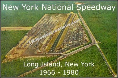NEW YORK NATIONAL SPEEDWAY ELIMINATOR PATCH retro nostalgia drag racing dragster
