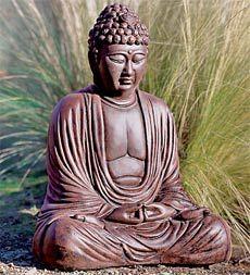 Classic Buddha  He Will Take Center Stage In My Oriental Garden.