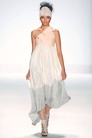 april, project runway spring 2011