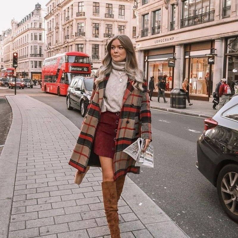 73 Chic Winter Outfit Ideas For Your Inspiration