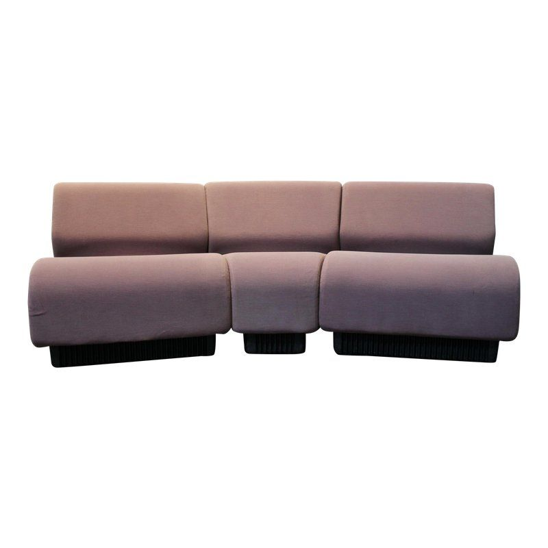 Phenomenal Modern Modular Settee Sofa By Don Chadwick For Herman Miller Pabps2019 Chair Design Images Pabps2019Com