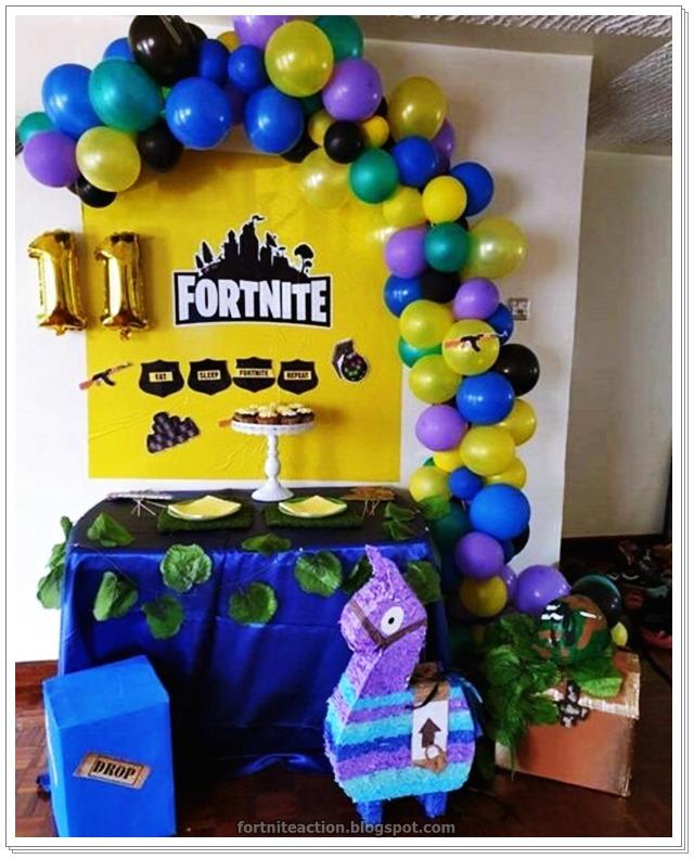 Top 20 Fortnite Birthday Party Ideas in 2020 Fun