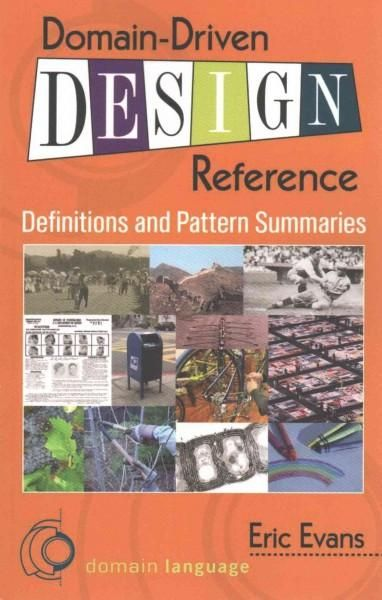 Domain Driven Design Reference Definitions And Pattern Summaries