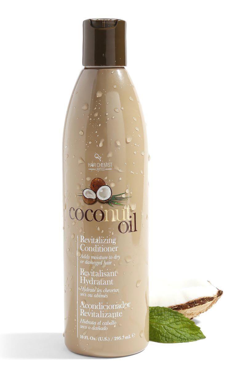Hair chemist coconut oil revitalizing conditioner trendy