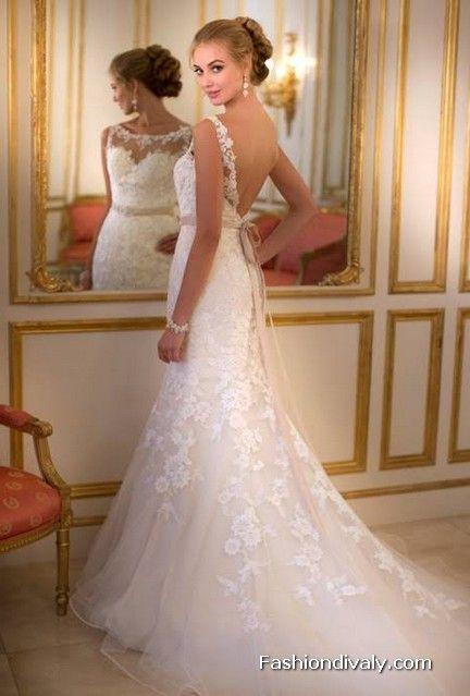 LOVE! Wedding Dresses 2018 #Wedding #Bridal Amazing Wedding Dresses ...