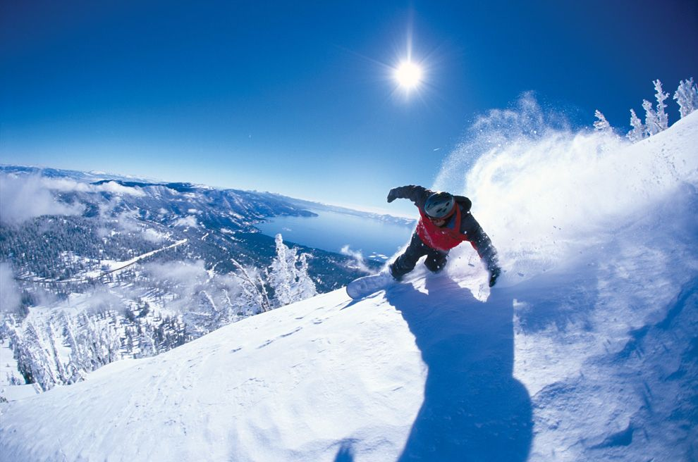 10 skiing pictures that will make your heart stop tahoe