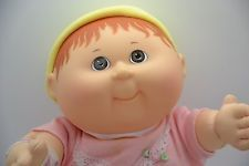 Cabbage Patch Kids Cpk Teeny Tiny Preemie 1992 1990 S Baby Doll Cabbage Patch Cabbage Patch Kids Patch Kids