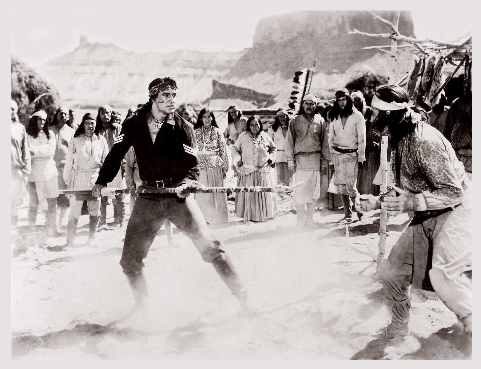 Taza, Son of Cochise (1954) - Rock Hudson