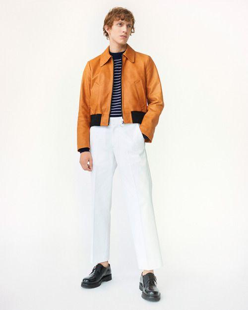 Sandro Paris SS17.  menswear mnswr mens style mens fashion fashion style sandroparis campaign lookbook