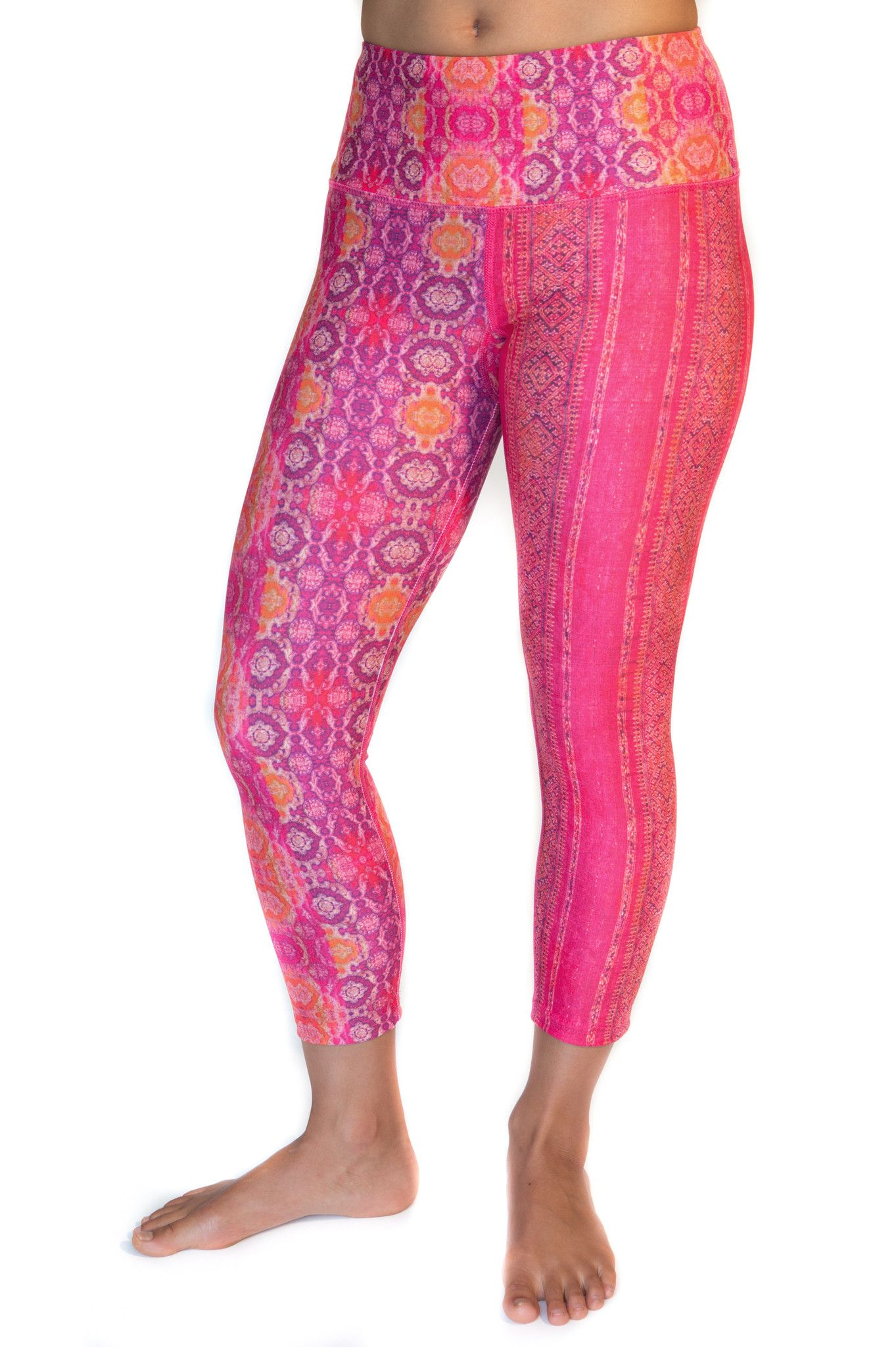 Free Spirit Capri from Inner Fire Apparel Best leggings
