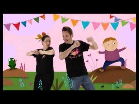 Jean Petit qui danse - LSF (Langue des Signes) - YouTube