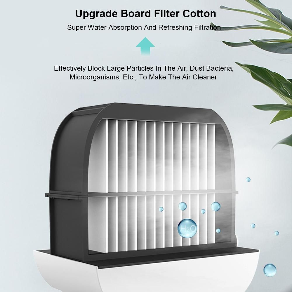 2020 Portable Water Cooled Air Conditioner Can Be Used Outdoors In 2020 Diy Air Conditioner Portable Air Conditioner Evaporative Air Cooler