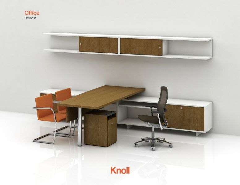 Knoll Reff Profiles Private Office 3 Office Furniture Business
