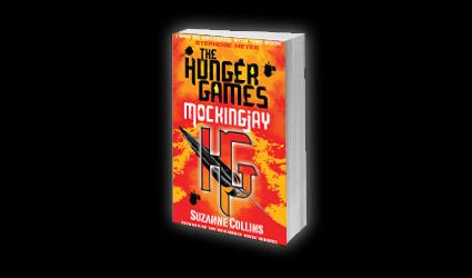 Final book in the Hunger Games trilogy.  Surprising twists in the story and the ending, but an overall satisfying finish.