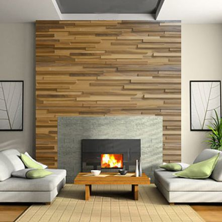 3d Wood Wall Panels 3d Wood Accent Walls By Oshkosh Designs Wood Panel Walls Diy Wood Wall Stone Fireplace Remodel