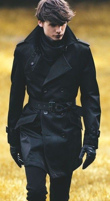 Everything You Need To Know About The Timeless Trench Coat #men'sfashion